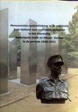 Monumenten / gedenktekens in de provincie Zuid-Holland.