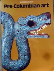 Pre-Columbian art.