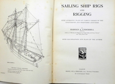 Sailing Ship Rigs and Rigging.