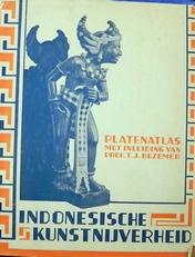Indonesische Kunstnijverheid.Platenatlas.
