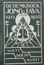 Gedenkboek Jong-Java 1915-1930.