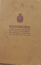Handboek voor automobilisten en motorwielrijders.