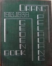 Gedenkboek Orang Peladang 1913-1938.