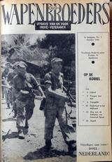 Oud-Wapenbroeders.Van en voor Indie-veteranen.