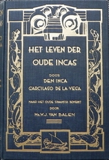 Het leven der oude Incas.