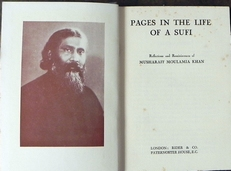 Pages in the life of a Sufi.
