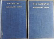 Gitanjali & The Gardener.(2 books).