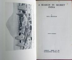 A search in secret India.
