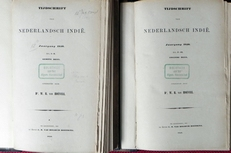 Tijdschrift voor Nederlandsch-Indie.Jaargang 1850.