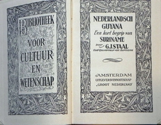 Nederlandsch Guyana .Een begrip van Suriname.