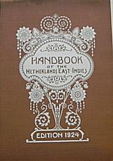 Handbook of the Netherlands East-Indies.