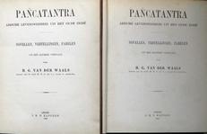Pancatantra.Arische levenswijsheid uit het oude Indie.
