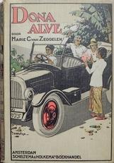 Dona Alve. Kinderboek uit Indonesie.