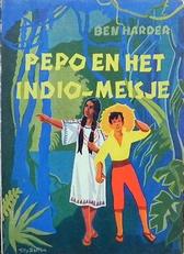 Pepo en het indio-meisje.