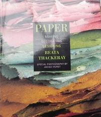 Paper making, decorating, designing..