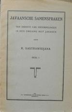 Javaansche samenspraken: ten dienste van vreemdelingen etc.
