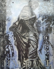 Jim Dine: Youth and the Maiden.