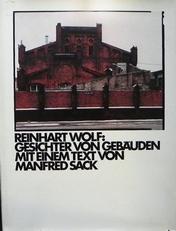 Reinhart Wolf,Gesichter von Gebäuden.