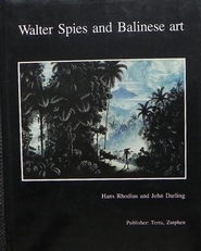 Walter Spies and Balinese art.