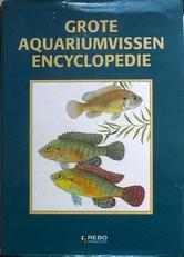 Grote aquariumvissen encyclopedie.