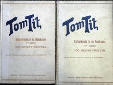 Tom Tit.Natuurkunde in de huiskamer.2 delen.