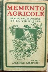 Mémento agricole