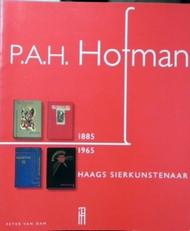 P.A.H. Hofman. 1885-1965. Haags sierkunstenaar.