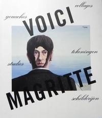 Voici Magritte gouaches-collages-tekeningen-studies-schilder