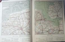 Atlas van Nederland van den ANWB Schaal 1: 200.000,
