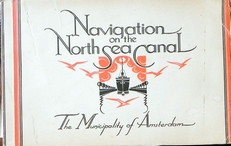 Navigation on the North Sea Canal