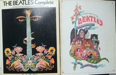 The Beatles Complete and The Beatles illustrated lyrics.