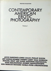 Contemporary American Erotic Photography: Volume I
