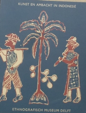 Kunst en Ambacht in Indonesië.