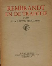 Rembrandt en de traditie