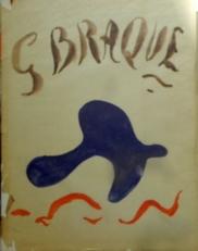 Georges Braque. Oeuvre graphique original.