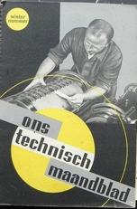 Ons Technisch maandblad.Winternummer 1937.