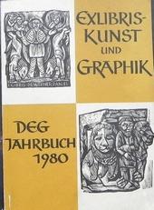 Exlibriskunst und Graphik. Jahrbuch 1980.