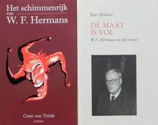 Het schimmenrijk van WFH en De maat is vol.(2 boeken).