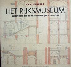 Het Rijksmuseum,schetsen en tekeningen (1863-1908)