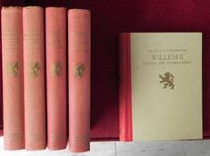 Willem I , deel 1+2 , Willem II, en Willem III deel 1 + 2.