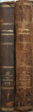 Encyclopedie Theologique,deux vol.,1850 .