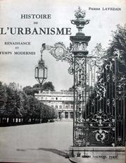 Histoire de L'Urbanisme,renaissance et Temps modernes