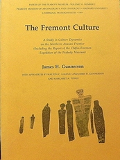 The Fremont Culture a Study in Culture Dynamics on the etc.
