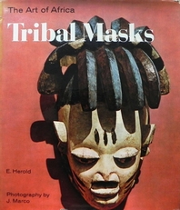 Tribal Masks from the Náprstek Museum, Prague.