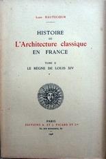 Histoire de L'Architecture classique en France